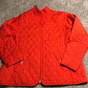 Land's End Quilted Jacket